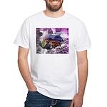 1936 Plymouth wccbs Series White T-Shirt