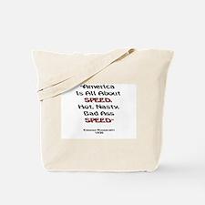 Taladega Tote Bag