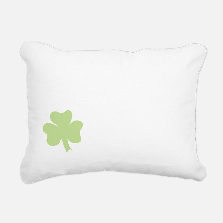 wee lad_dark Rectangular Canvas Pillow