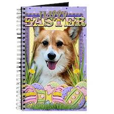 EasterEggCookiesCorgiOwen Journal
