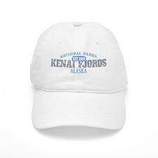 Kenai Fjords 3 Baseball Baseball Cap
