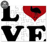 Emu Puzzles