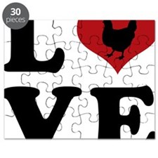 LOVE-chicken Puzzle