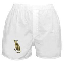 Havana With Fishes Boxer Shorts
