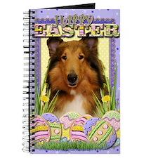 EasterEggCookiesCollieNatalie Journal