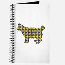 Bobtail With Fishes Journal
