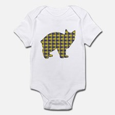 Manx With Fishes Infant Bodysuit