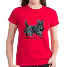 Scottish Terrier Attitude Tee