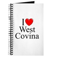 """I Love West Covina"" Journal"