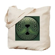 celtic-tree-BUT Tote Bag