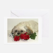 Shih Tzu Greeting Cards (Pk of 10)