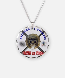 OFFICERS FOR OFFICERS11 Necklace