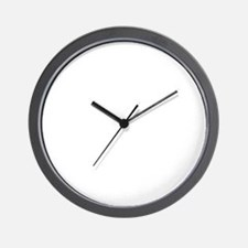 Bush3 Wall Clock