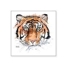 "tigerw Square Sticker 3"" x 3"""