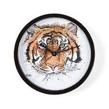 tigerw Wall Clock