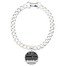 Synthesizer Charm Bracelet, One Charm
