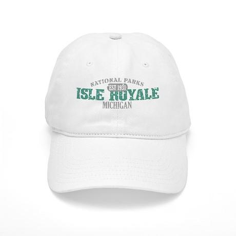 Isle Royale 3 Cap