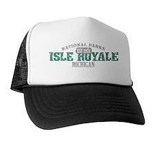 Isle Royale 3 Trucker Hat