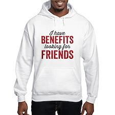 Benefits Hoodie