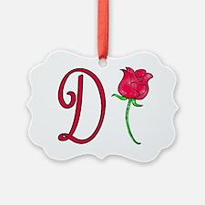 DRose Ornament