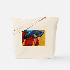 Beautiful Betta Fish Tote Bag