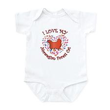 Love My Wegie Infant Bodysuit