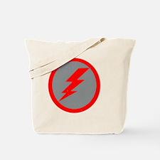 Lightning Bolt Final Red Copy Tote Bag