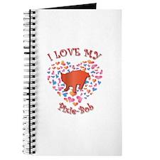 Love My Pixie-Bob Journal