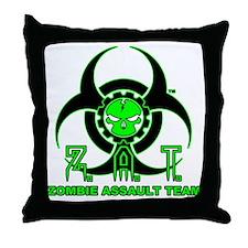 zatfront Throw Pillow