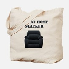Stay at home slacker Tote Bag