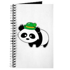 Irish Panda Bear Journal