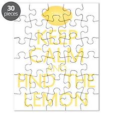 find the lemon Puzzle