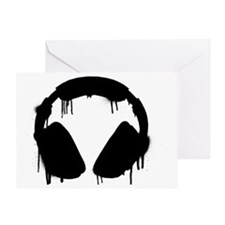 Wicked Beats Greeting Card