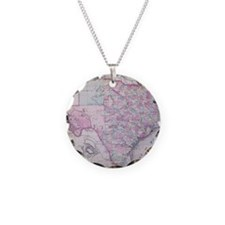 MapTexas7100 Necklace