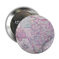 """MapTexas7100 2.25"""" Button"""
