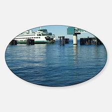 Edmonds Ferry Dock Decal