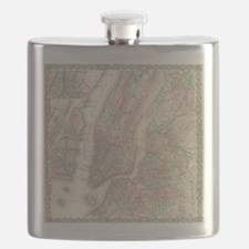 MapNewYork7100 Flask