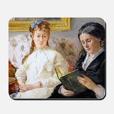 Cal Morisot 7 Mousepad