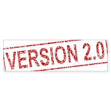 ss-version2 Bumper Sticker