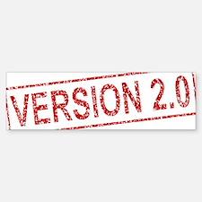 ss-version2 Sticker (Bumper)