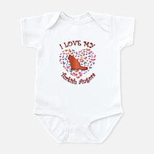 Love My Angora Infant Bodysuit
