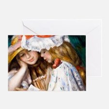 Cal Renoir H2 Greeting Card