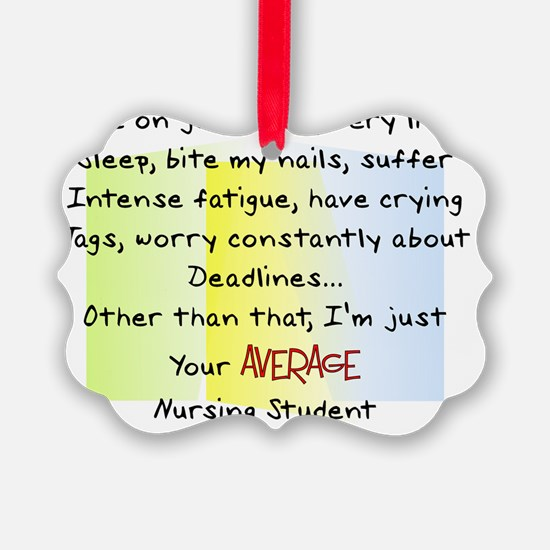 Nursing Student Ornament