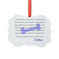 Orthopedics Ornament