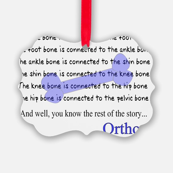 Ortho Ornament