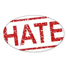 ss-hate Decal