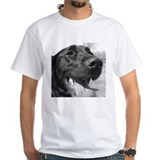 Puppies Mens White T-shirts