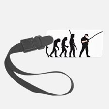 Evolution Angler A 2c Fisch Luggage Tag