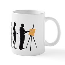 Evolution Artist B 2c Mug