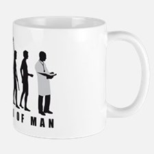 Evolution Arzt 2c Mug